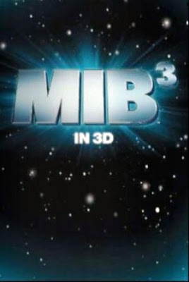 Hombres de negro 3 3D (Men in Black 3 3D)(2012).