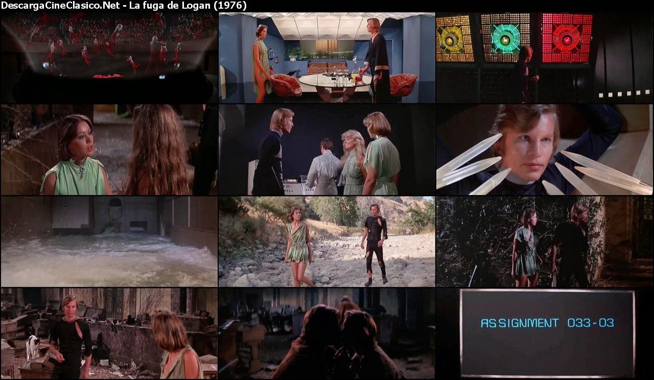 La fuga de Logan (1976 - Logan's Run)