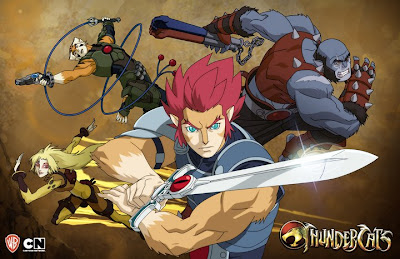 Thundercats  Series on The Knights Blog  New Thundercats Series On Cartoon Network This Month