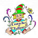 Logo Cuentos y talleres