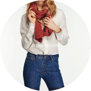 Écharpe Create Your Style - Look 5