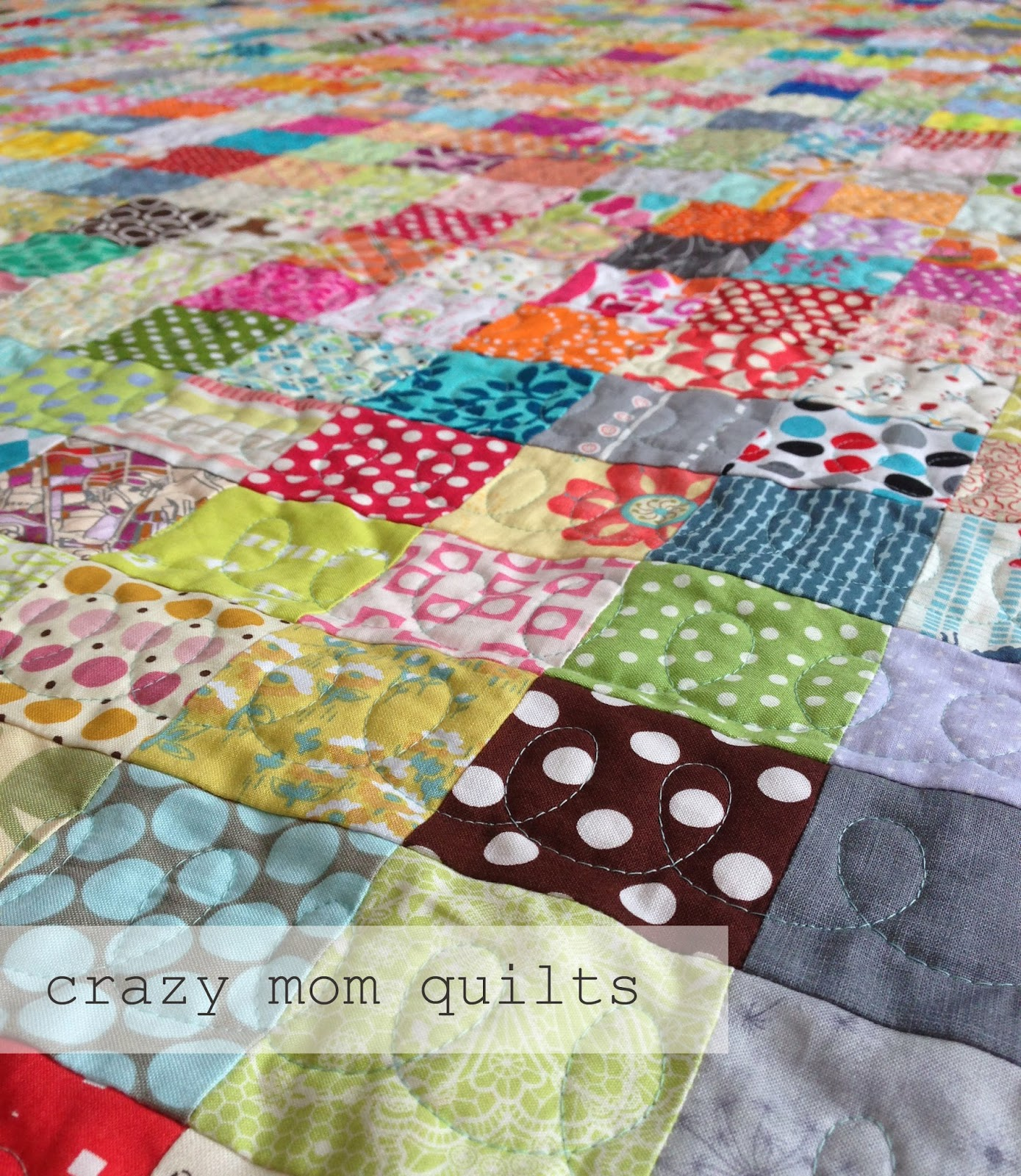 crazy mom quilts: 3 is a magic number-finished! : patchwork quilt squares - Adamdwight.com