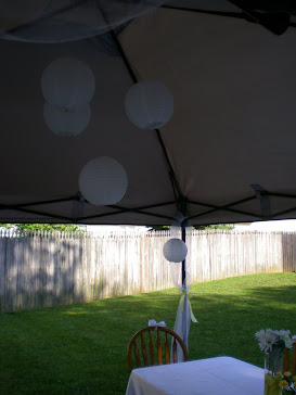 Event Decor - Daises, Diapers & Danishes Baby Shower