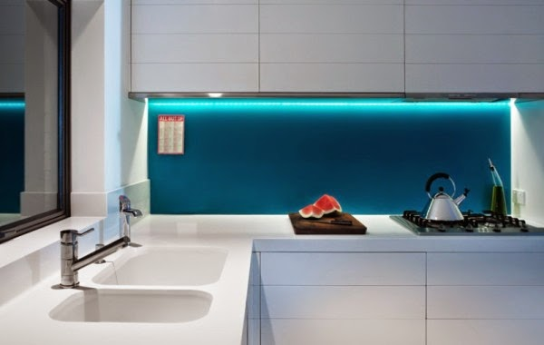 kuchnia LED
