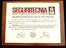 El consejo tecnico de SEGURITECNIA premia a los mejores