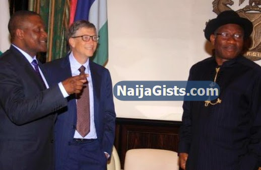 bill gates ebola $50 nigeria west africa