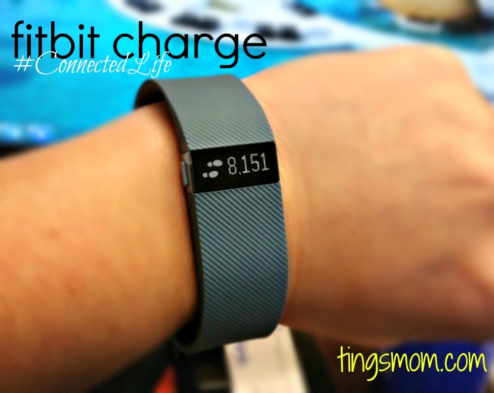 fitbit charge verizon connected life