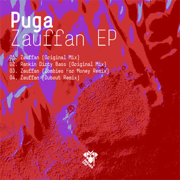 "PUGA ""ZAUFFAN EP"""