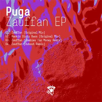 """PUGA """"ZAUFFAN EP"""""""