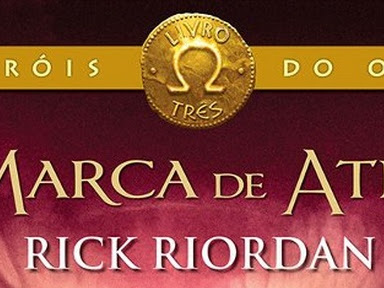 [Atualizada] Eventos da Intrínseca de A Marca de Atena, Os Heróis do Olimpo 3, Rick Riordan