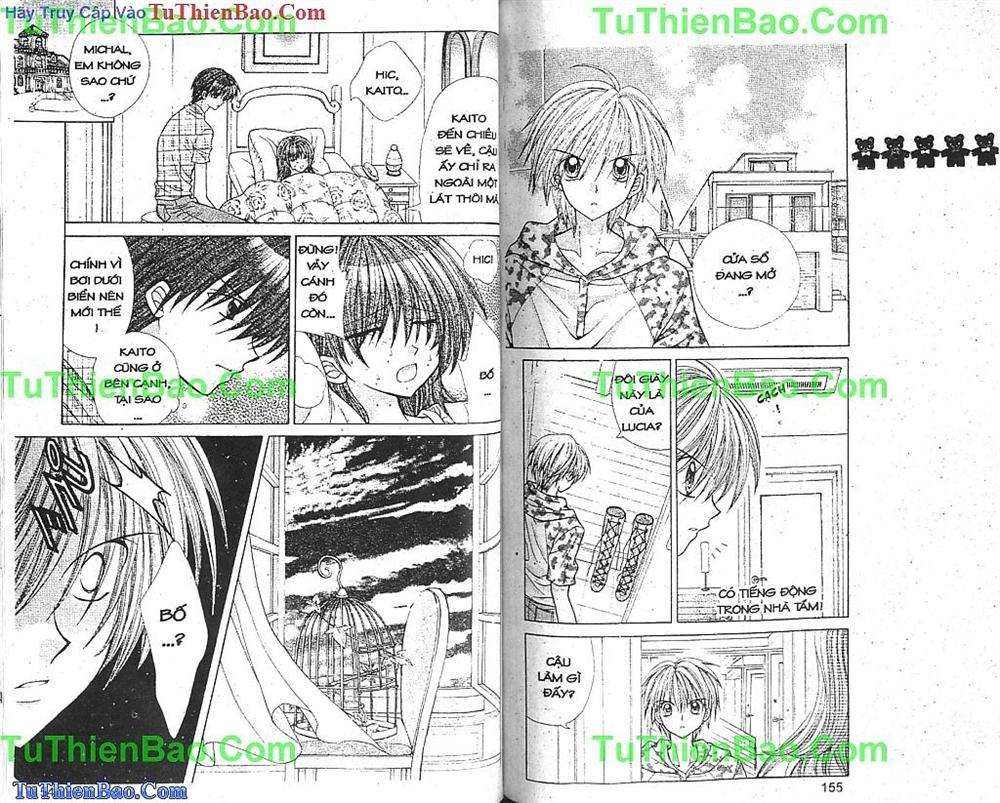 Viên Ngọc Nàng Tiên Cá Chapter 5 - Trang 76
