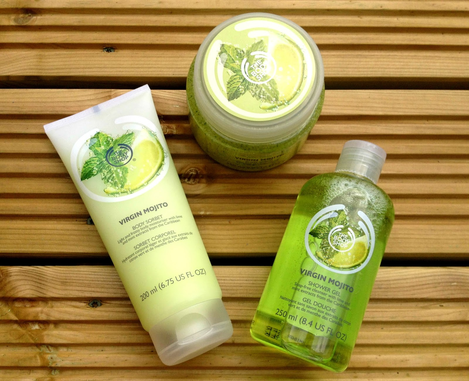 The Body Shop Virgin Mojito Review