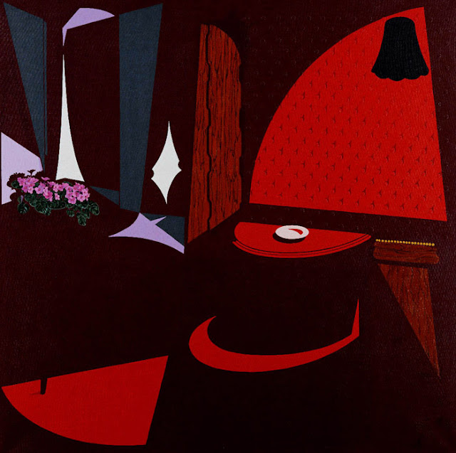 ART & ARTISTS: Patrick Caulfield - part 3
