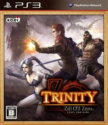 [PS3][トリニティ ジルオール ゼロ] (JPN) ISO Download