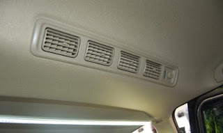 Interior Mazda VX1