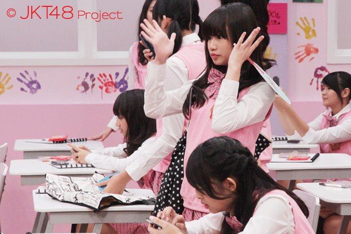 Galeri foto JKT48 edisi terakhir