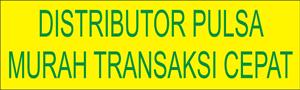 Metro Reload Distributor Pulsa Murah Transaksi Cepat dan Lancar 24 Jam Non Stop