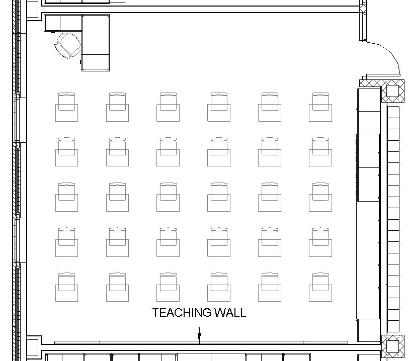 High School Math Classroom Design : Lake central high school room concepts general classrooms