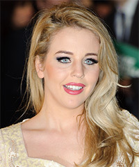 Lydia Bright Hairstyle