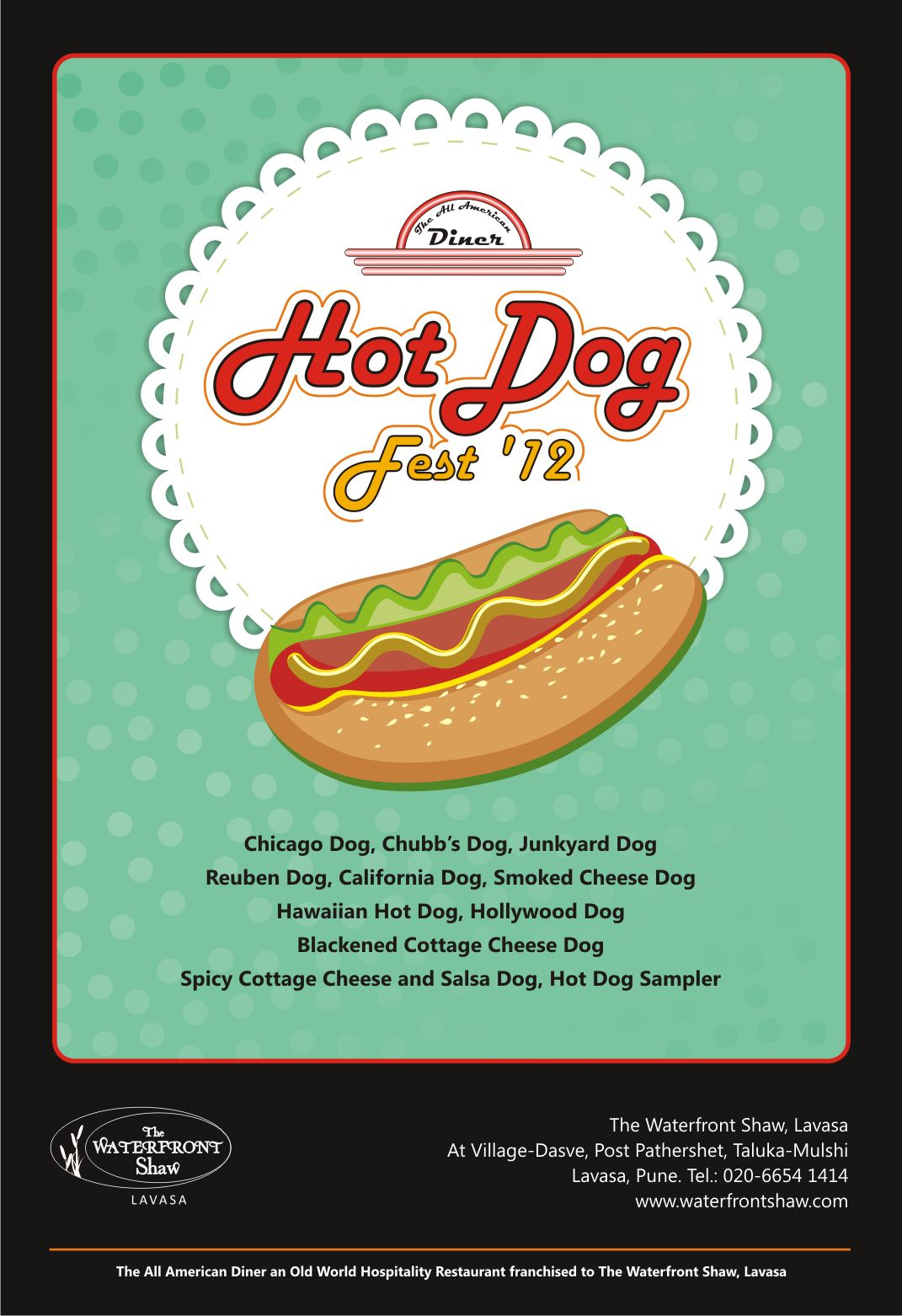 Smoked Hot Dogs Festival