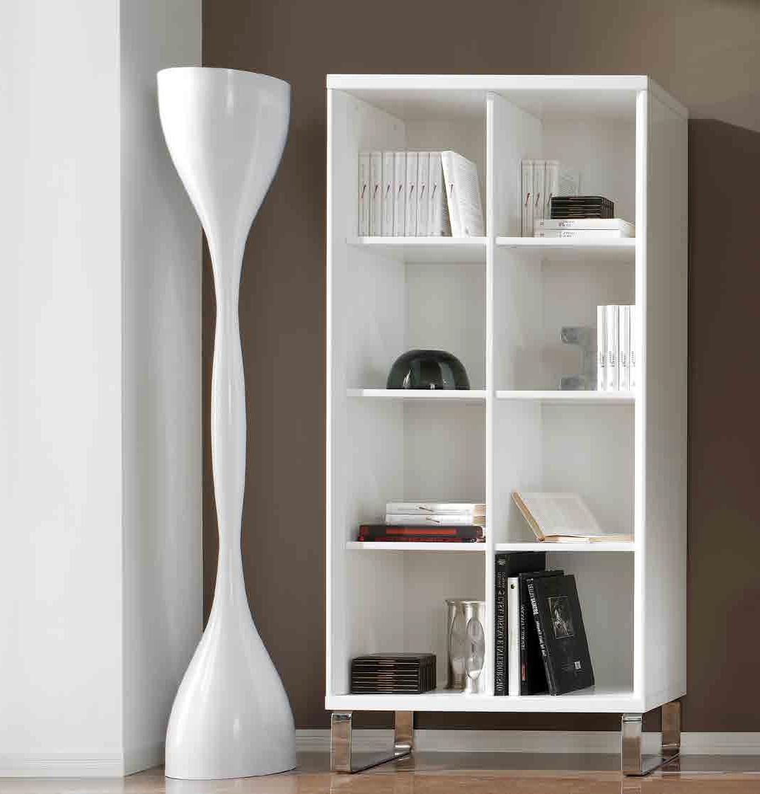 Promociones muebles xikara - Estanterias metalicas blancas ...