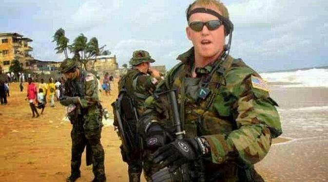 Pria Ini yang Tembak Mati Osama Bin Laden