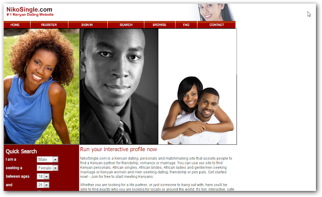 Best dating site in kenya
