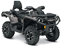 2013 Can-Am Outlander MAX XT 1000 ATV picture 3