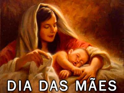 Frases para refletir sobre deus e o dia das mães