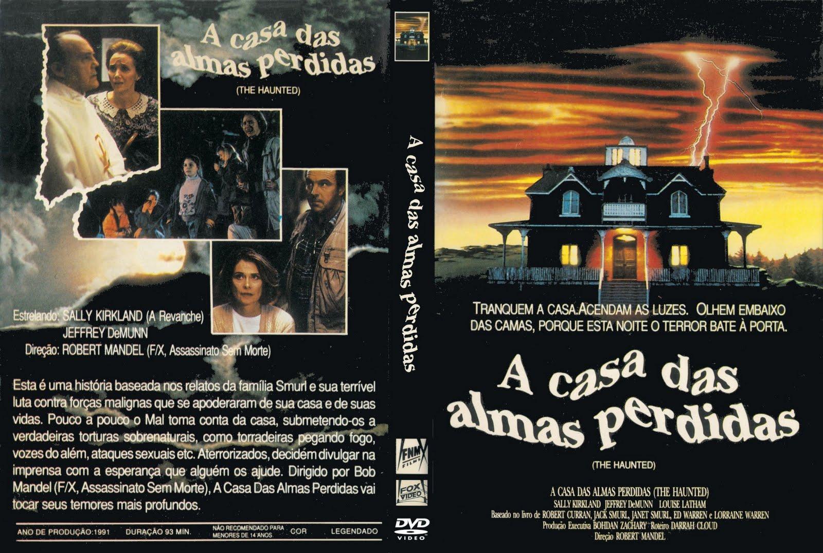 Filme - A casa das almas perdidas