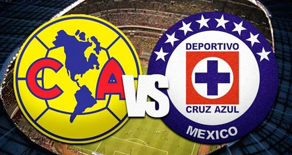 América vs Cruz Azul En Vivo