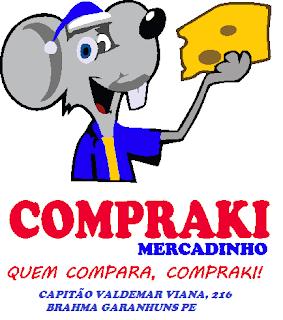 MERCADINHO COMPRAKI