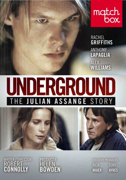 film Underground: The Julian Assange Story en streaming