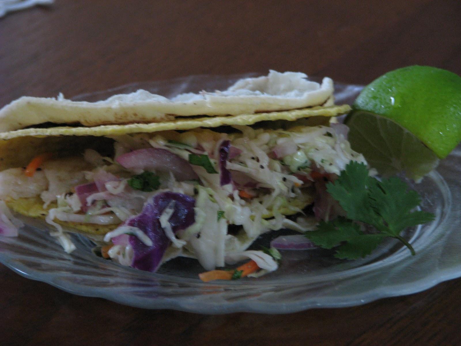 TheFultonGirls: Basic Fish Taco Recipe