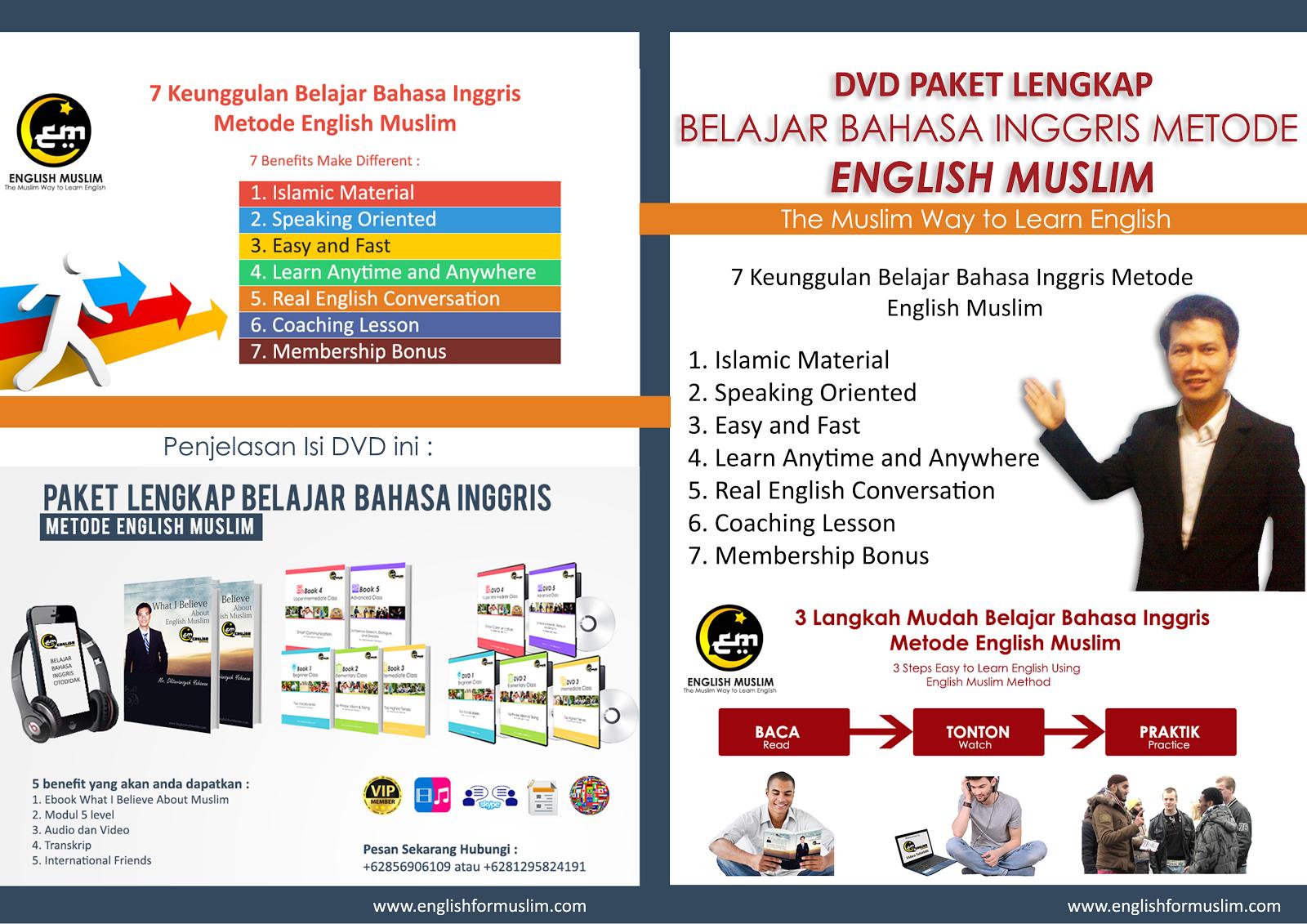EM Istilah Istilah Islam Dalam Bahasa Inggris
