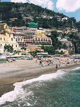 Arienzo Beach Positano - Erin
