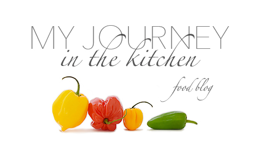 MY JOURNEY IN THE KITCHEN