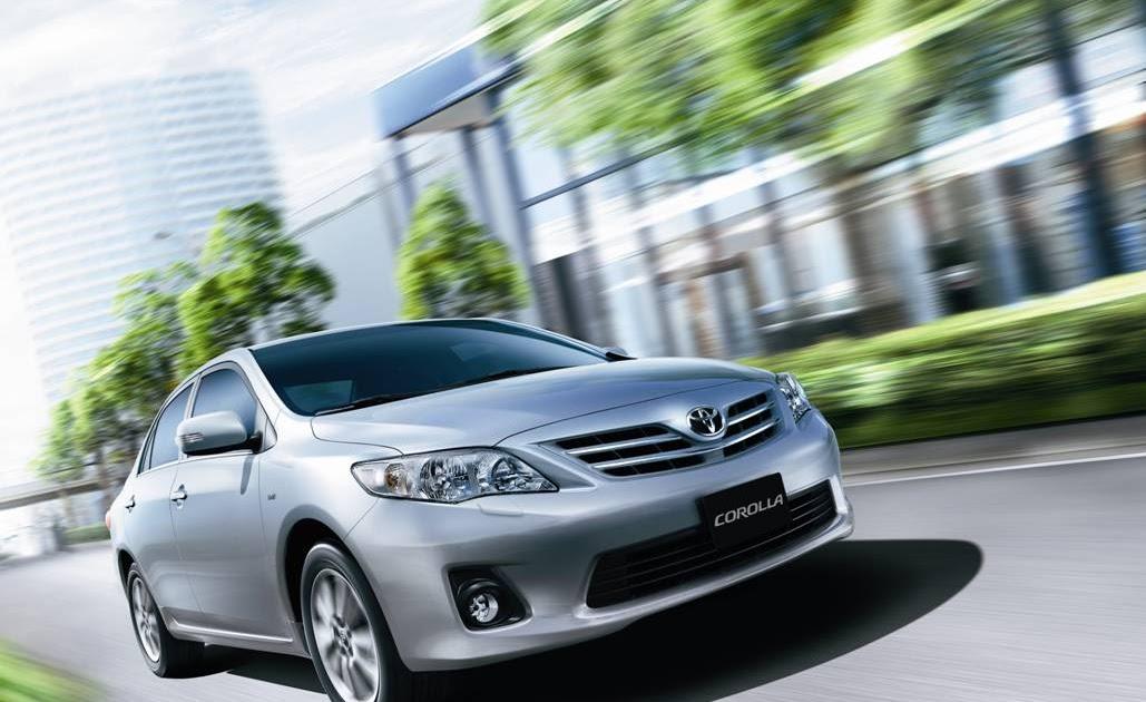Velocidad Final  Nuevo Corolla 2012