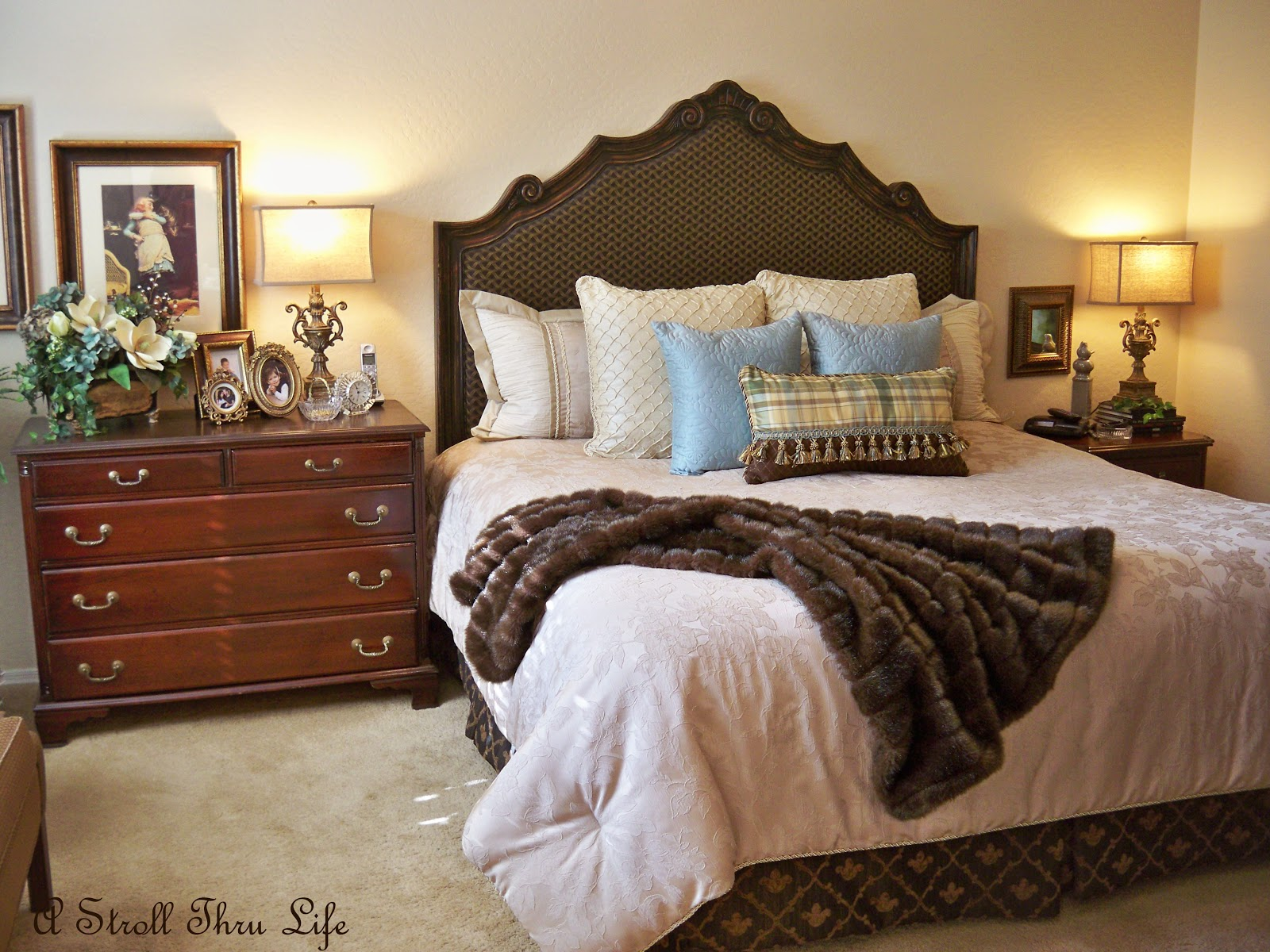 Master Bedroom Up Or Down