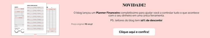 PLANNER FINANCEIRO DO BLOG