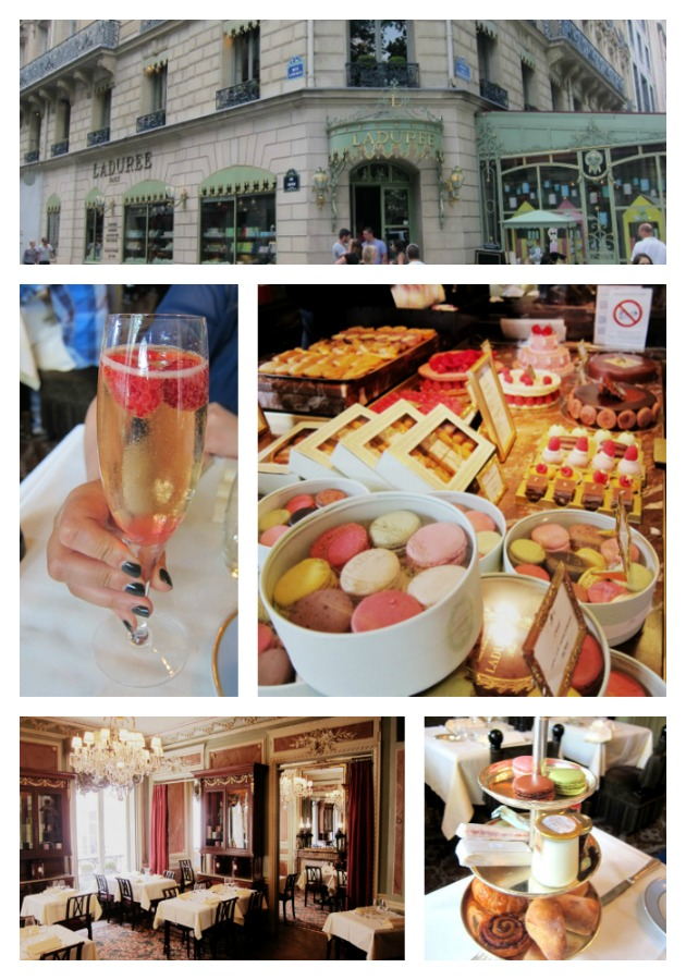 Laduree, Champs Elysees