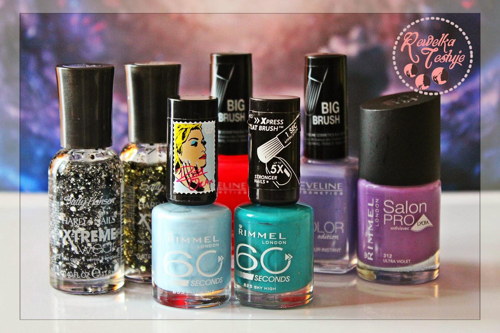Wiosenny manicure i zestaw do zadań specjalnych