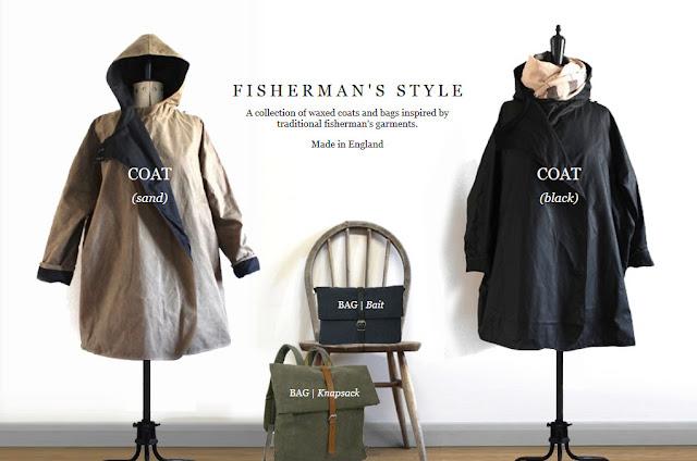 Fishermans Coat The Shop Floor Project