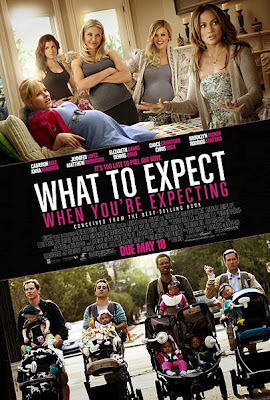 What to expect when you're expecting 2012 film movie poster