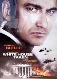 White House Taken Movie starring Gerard Butler