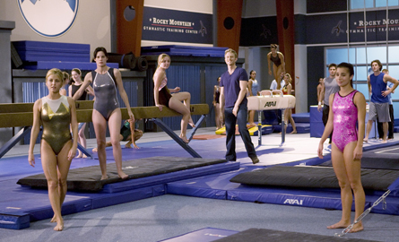 how to make slime mia the gymnast