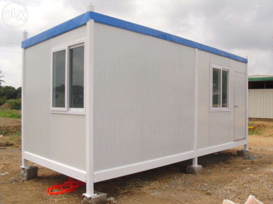 Prefab container house for only p200 000 - Container van homes ...