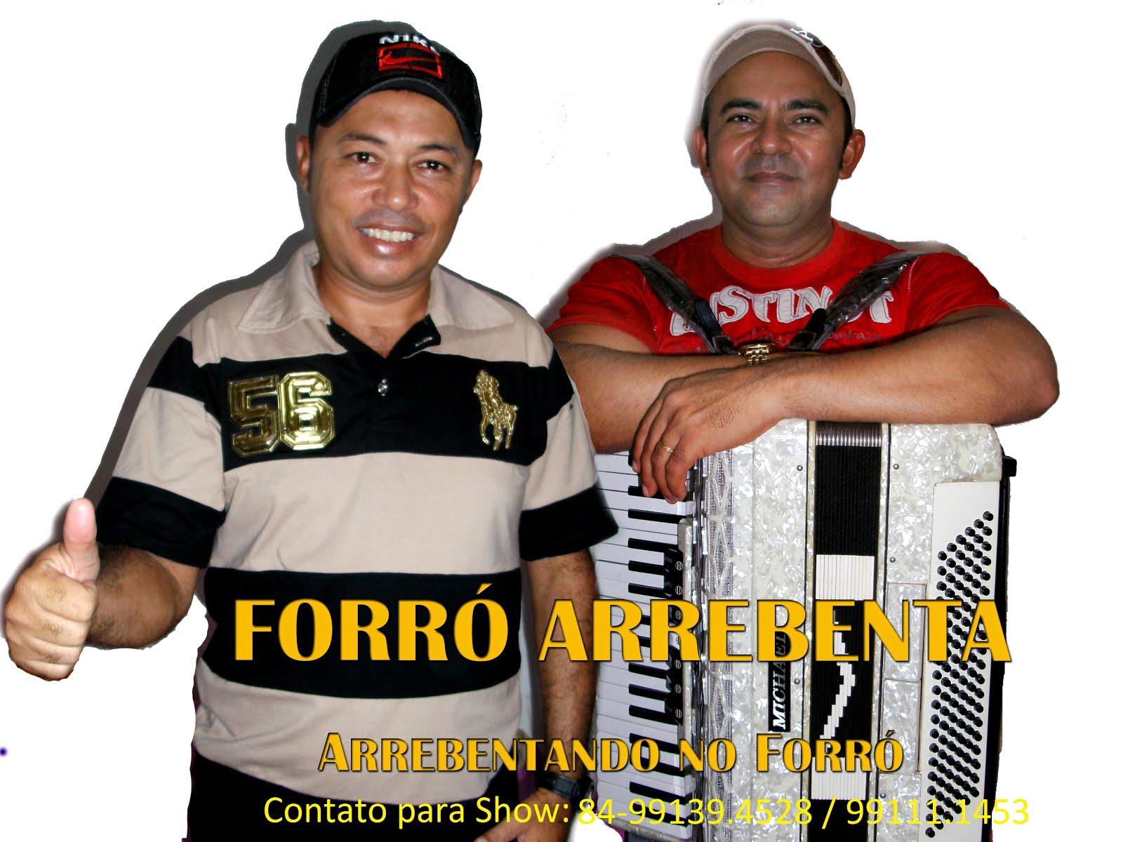 FORRO ARREBENTA