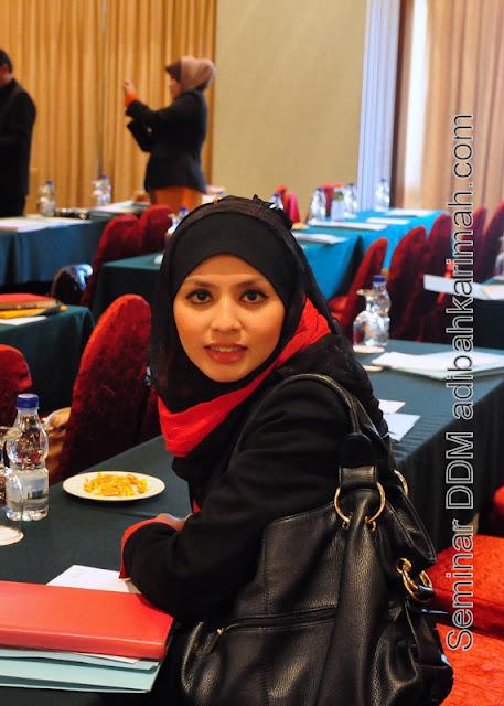 testimonial kejayaan perniagaan premium beautiful ddm adibah bersama kumpulan dlm seminar ddm di hotel awana genting highlands