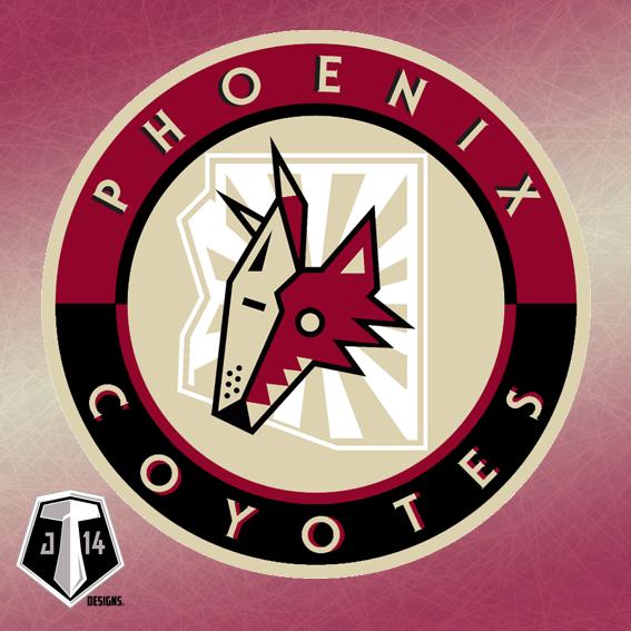 Rebrand Series  Coyotes 3rds 78e2d3103